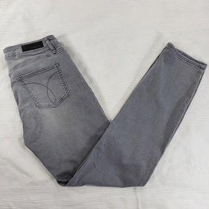 Calvin Klein Jeans Ultimate Skinny Gray